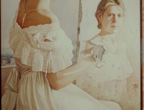 Retrato de Mujer II